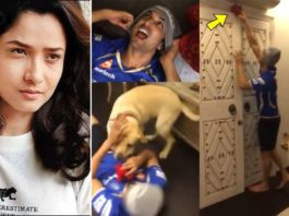 Ankita Lokhande Shares Unseen Video Of SSR Playing With Their Dog
