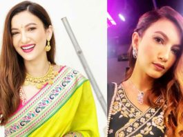 Find Out Why Gauahar Khan Has No Time For A Day Off