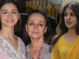 Here's What Alia Bhatt's Mother Thinks About Rhea Chakraborty