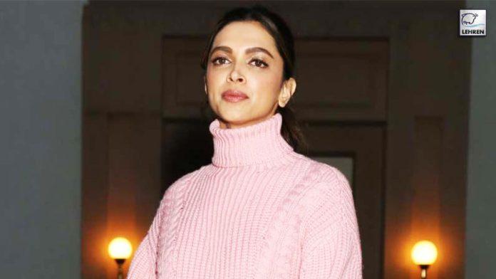 Deepika's Social Media Wipe Out