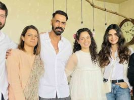 Kangana Ranaut Parties With Arjun Rampal Whose Name Came Up In Drugs Case