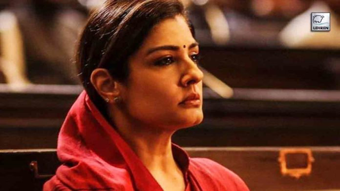 Raveena Tandon Impressed With Storyline