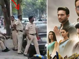 Security Outside Saif Ali Khan's House Amplified After Tandav Controversy