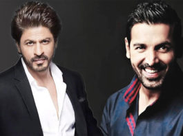 Shah Rukh Khan & John Abraham To Have A Chase Sequence In Upcoming Movie Pathan