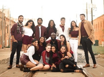 World Renowned Penn Masala In The A Cappella NCPA Championship Closing Quartet