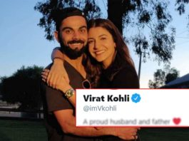 Virat Kohli's New Twitter Bio After Becoming A Father Will Win Your Hearts