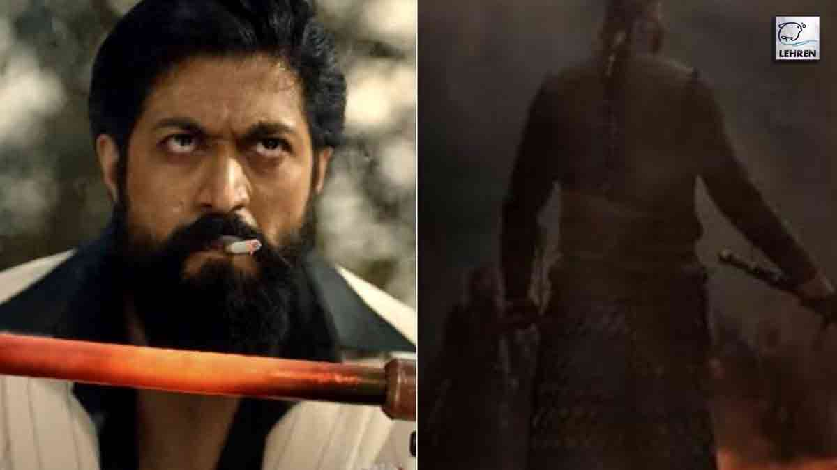 KGF Chapter 2 teaser out ahead of schedule