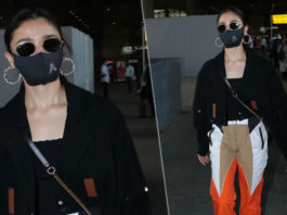 Alia Bhatt back to the bay in style as they get papped at the Mumbai airport