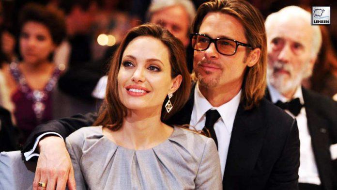 Angelina's Ex Brad Pitt