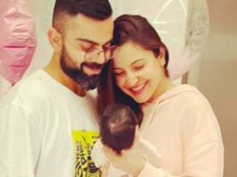 Anushka Virat's Daughter Vamika
