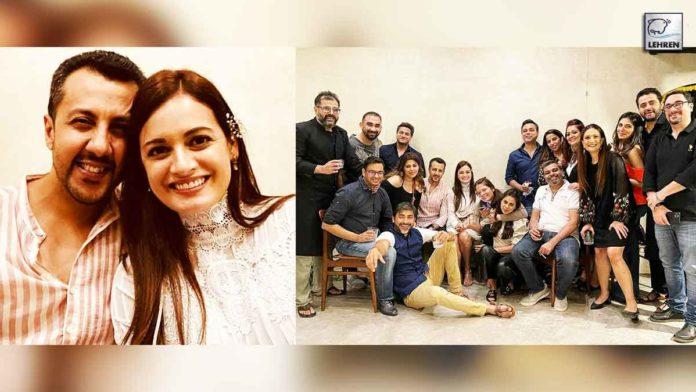 Dia Mirza's Pre-Wedding Festivities