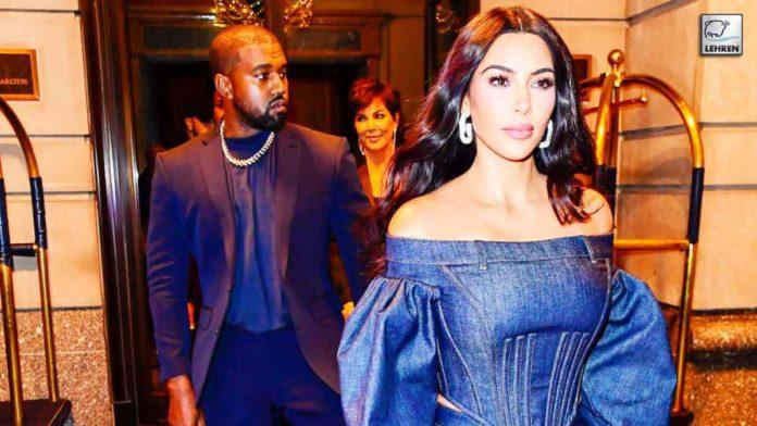 Kim Filing Divorce From Kanye
