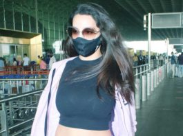 Nora Fatehi slays the travel look as she gets clicked at the airport