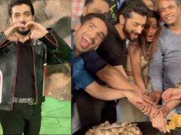 Team Naagin 5 Wraps Up Shoot On A Happy Note, Sharad Malhotra Shares Gratitude