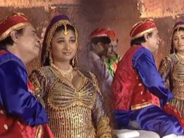Throwback Video From The Sets Of 'Sindoor Ki Saugandh' (2002)
