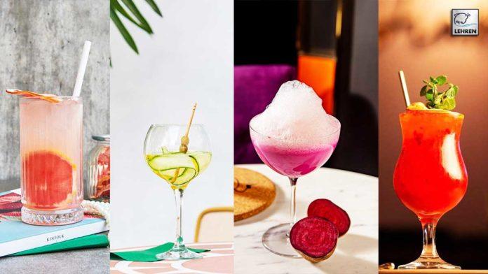 4 Non-Alcoholic Cocktail Recipes