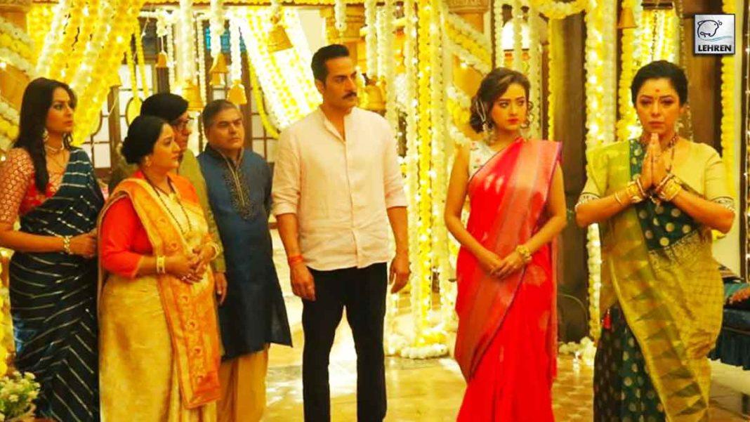 Anupamaa's Making Vanraj Jealous