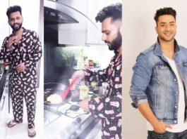 Rahul Vaidya Prepares A Dish Which He Learnt From Aly Gony In Bigg Boss House