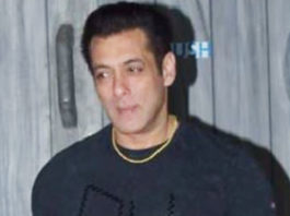 Salman Received COVID Vaccine