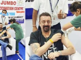 Sanjay Dutt Gets First Dose Of Covid-19 Vaccine