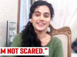 Taapsee Pannu Talks In Detail About The IT Raid On Her