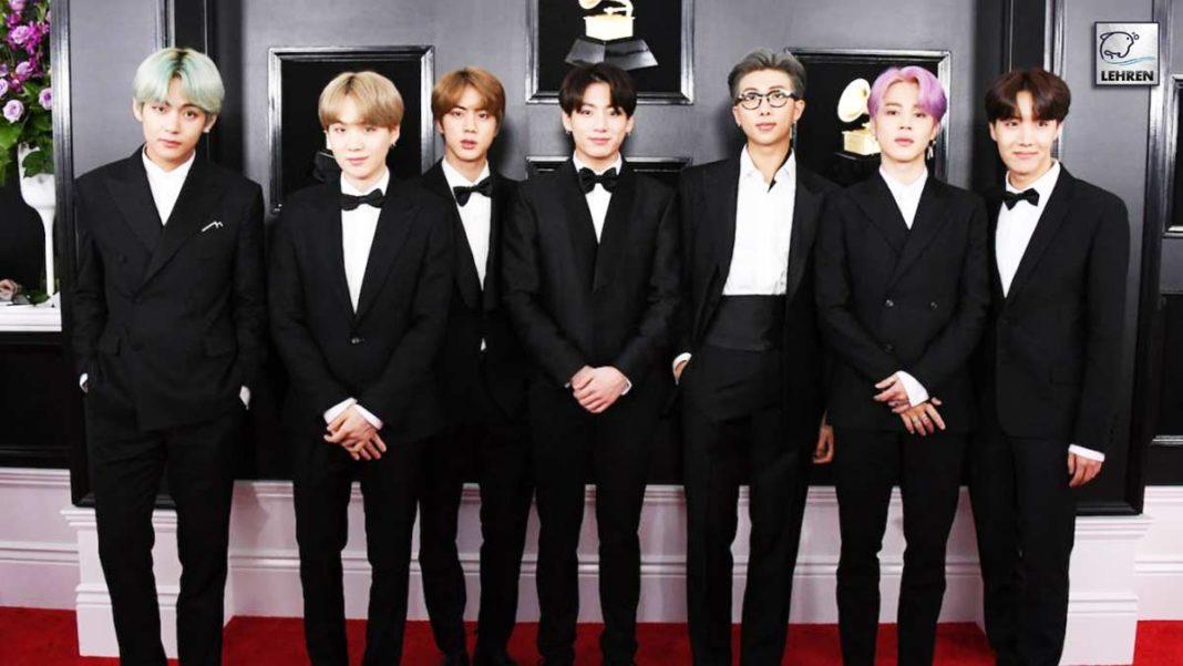 BTS Launching McDonalds Meal