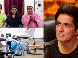 Dance Deewane Sonu Sood Meets Parents Of Covid Survivor Bharti Who He Had Airlifted For Treatment