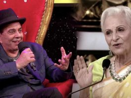 Dharmendra Reacts To Waheeda Rahman's Comment Of Being A Flirt In Younger Days