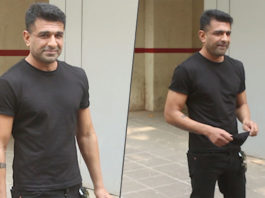 Eijaz Khan Starts Blushing When Paps Ask Him About Ladylove Pavitra Punia