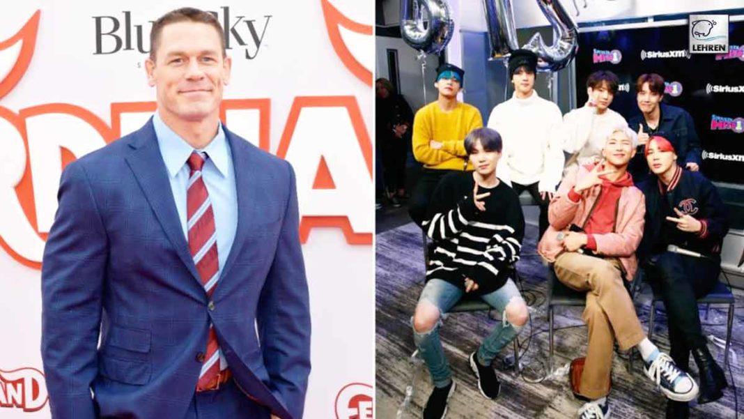John Cena BTS Fans