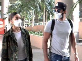Ranbir And Alia Return From Their Maldives Vacation