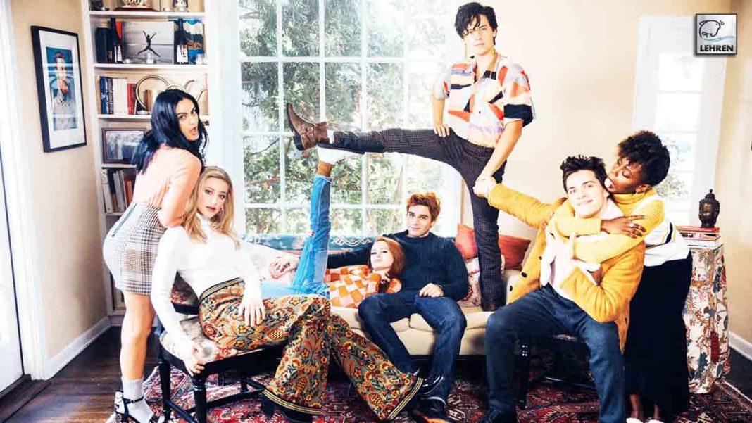 Riverdale Cast's Groupchat