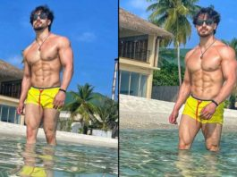 Tiger Shroff TROLLED For Hypocrisy As He Vacations In Maldives