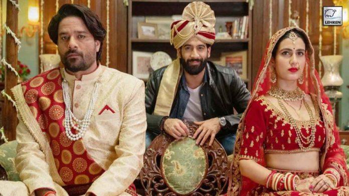 a still from the neflix movie ajeeb dastaan