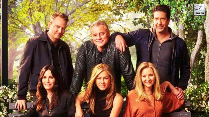 Friends Reunion Official Trailer