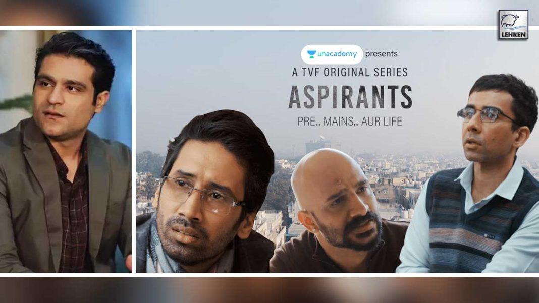 Sandeep Bhaiya TVF Aspirants