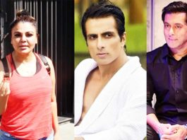 Rakhi Sawant Wants Sonu Sood, Salman Khan To Be The Next Prime Minister