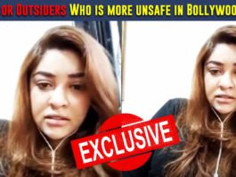 Women or Outsiders- Who is more unsafe in Bollywood Industry- Actor Payal Ghosh reveals