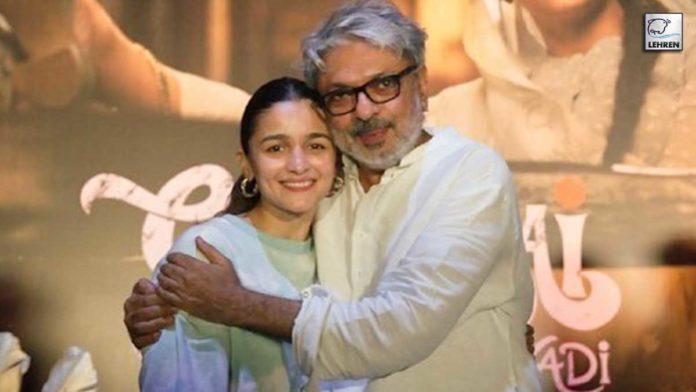 Alia Bhatt shares a beautiful note on the wrap-up of Sanjay Leela Bhansali's Gangubai Kathiawadi