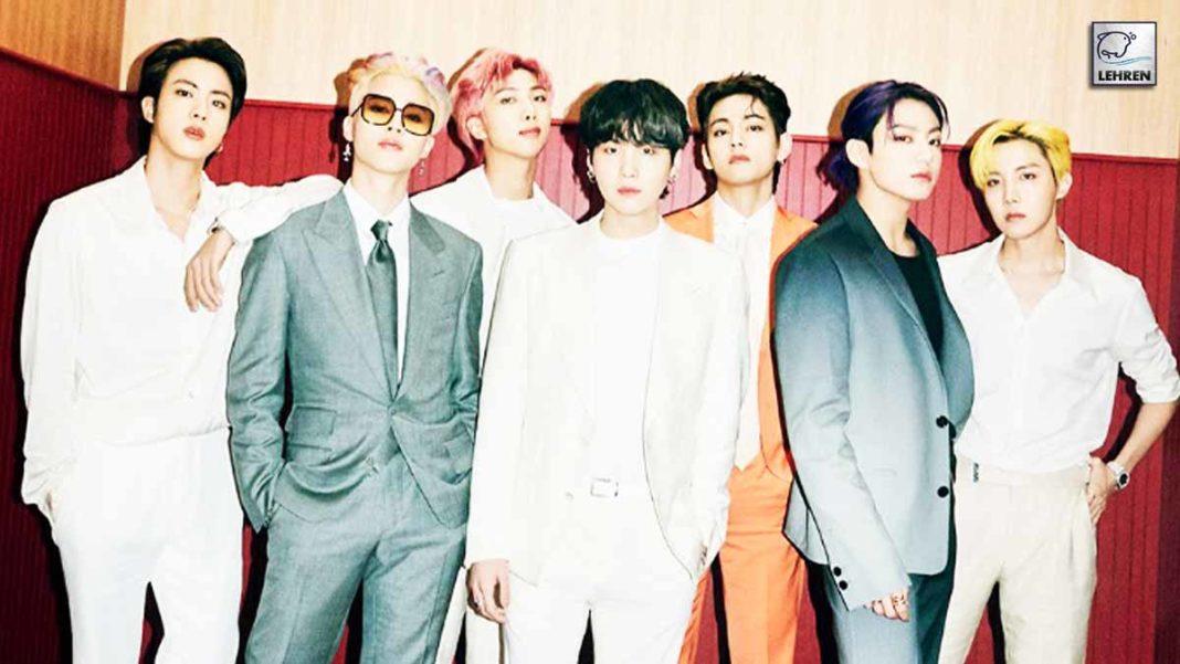 BTS Butter Billboard 100