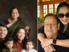 Madhuri Dixit Share An Picture Of Her Father And Her Father In Law On Fathers Day!