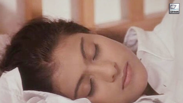On the occasion of International Day of Yoga, Kajol shares a quirky take on Shavasana