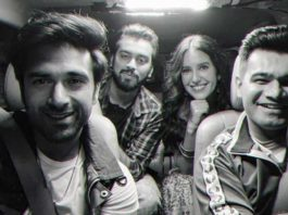 Pulkit Samrat Shares Picture with Isabelle kaif from their upcoming film Suswagatam Khushaamadeed!
