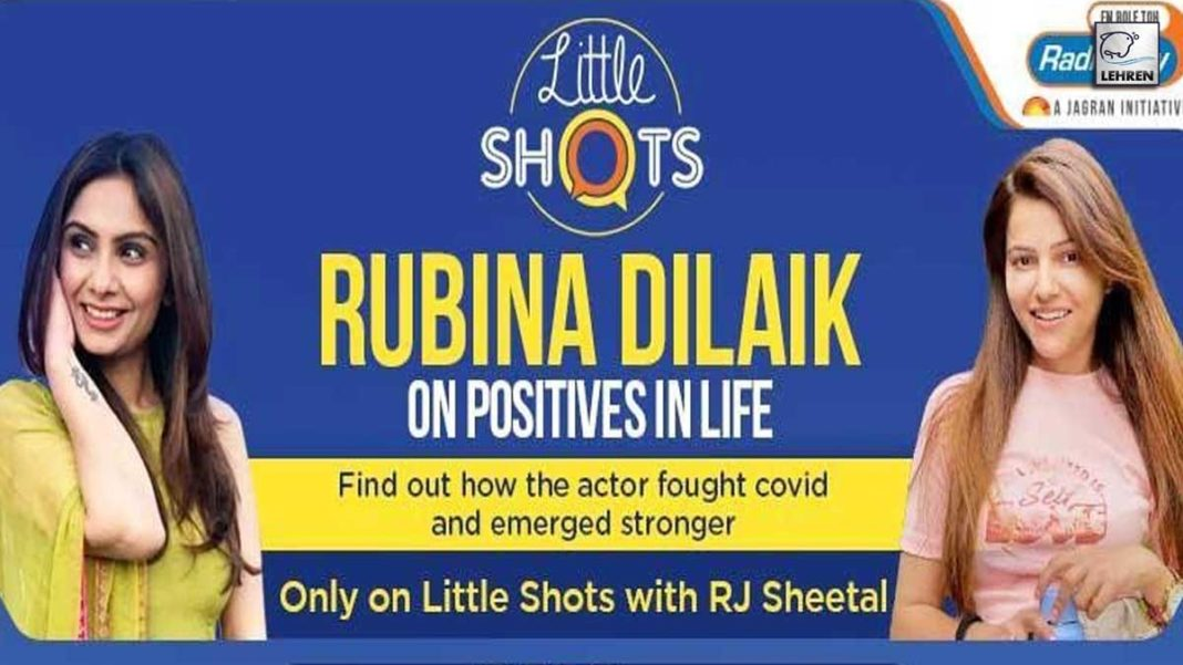 Radio City Launches 'Little Shots with Telly Sensation, Rubina Dilaik, hosted by RJ Sheetal
