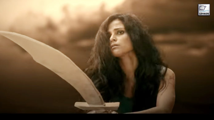 Shruti Sharma On Prithvi Manthan, India's First UN Song, Crossed Over A Million Views!
