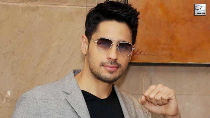 Sidharth Malhotra - The Actor With A Blockbuster Playlist!
