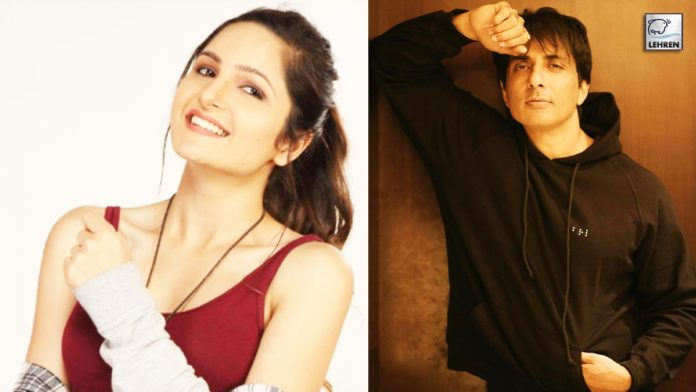 Sonu Sood and Radha Bhatt Film