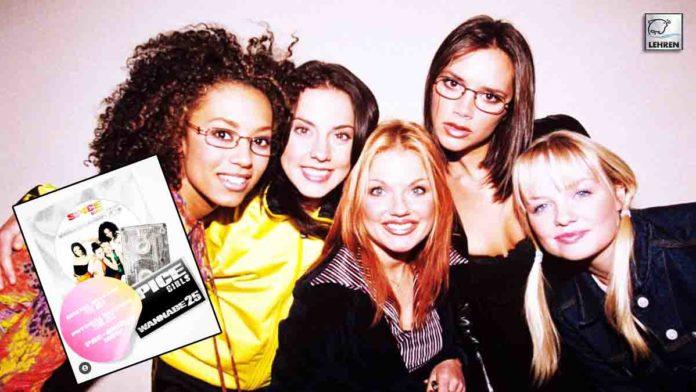 Spice Girls 25 Years