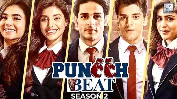 ALTBalaji's Puncch Beat 2 Continues To Trend In The 3rd Week After Its Launch!