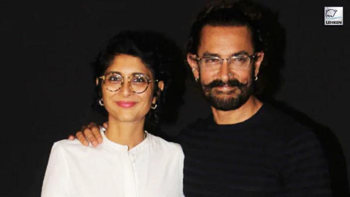 Aamir Khan Divorce Kiran Rao